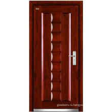 Стальные деревянные двери (LT-313)