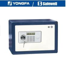 Yongfa 35cm altura panel Blc seguro de robo para el Banco