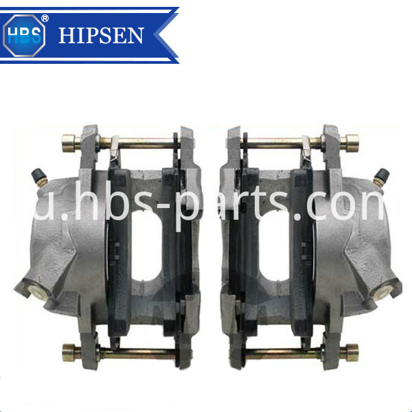 Gm Single Piston Calipers