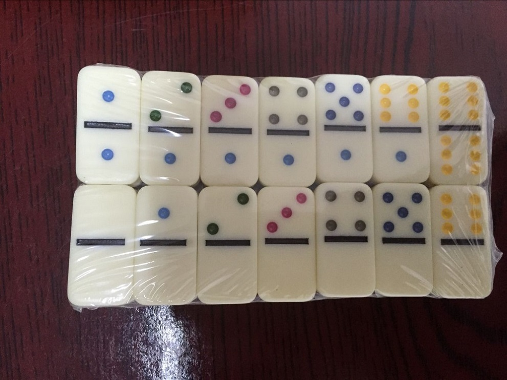 Mini Dominoes Game Set