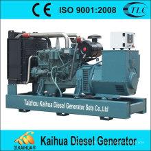 CE a approuvé 8KW Daewoo groupe électrogène diesel ouvert