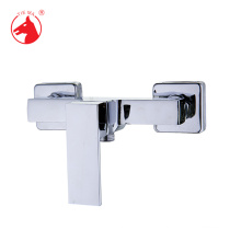 Square High Quality 25mm small body shower mixer