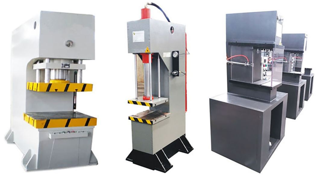 C_Frame_Hydraulic_Press_Machine