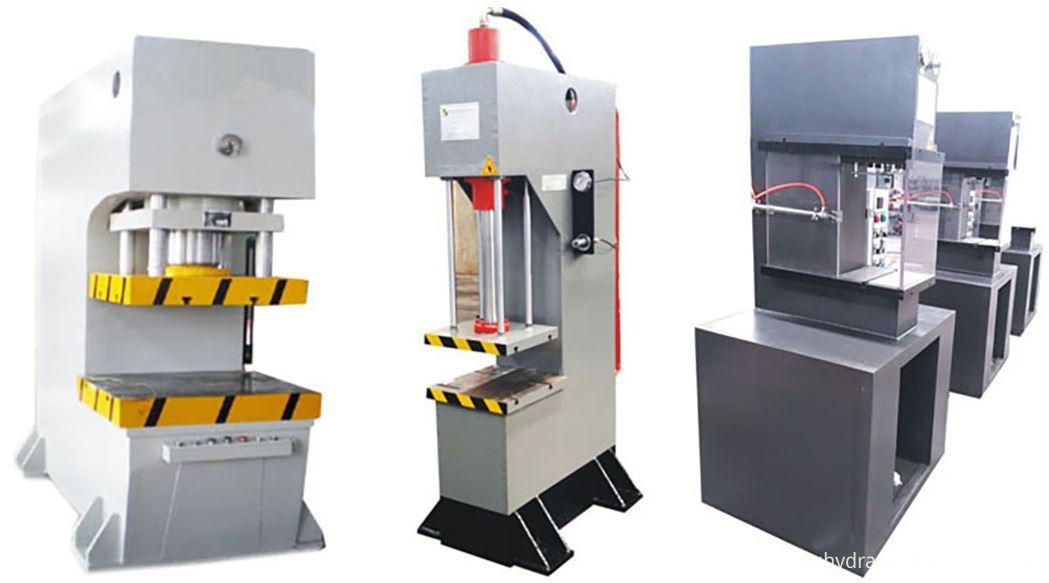 C_Frame_Hydraulic_Press_Machine