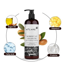 OEM / ODM Private Label Nuspa New Design Avocado & Coconut Hair Care Argan Oil Damaged Repair Hair Conditioner