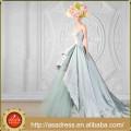 RK4 Princesa Style Swetheart Vestido de Baile Porm Vestido 2015 Alta Calidad Lace Appliqued Corpiño Vestidos Para Fiesta de Noche Partido