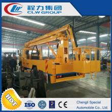 Dongfeng camión de plataforma aérea de 16 m para la venta