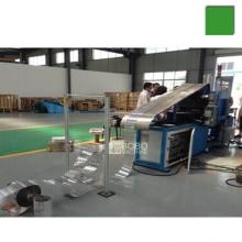 equipo de máquina de montaje automático de aletas para intercambiador de calor de condensador
