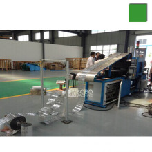 fin automatic assembly machine equipment for condenser heat exchanger
