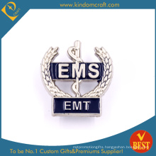 EMT Pin Badge for Souvenir in Special Design From China