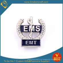 Emblema do pino de EMT para a lembrança no projeto especial de China