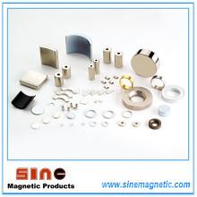 Сильный постоянный магнит с неодимом (NdFeB)
