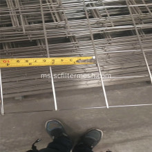 304 Mesh Stainless Welded Mesh Panel