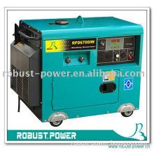 Welding Generator/Silent Welding Generator(RPD6700IW)