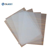 0.3mm Clear Milk White Inkjet Printing PVC Sheet for Transparent Card