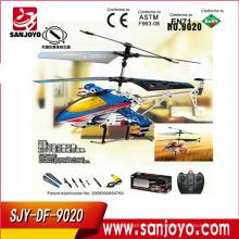 9020 rc helicóptero en venta con girocompás 4ch control remoto avatar 4ch mini rc helicóptero