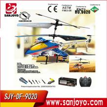 Вертолет радиоуправляемый 9020 продается с гироскопом 4-канальный пульт дистанционного управления аватар 4ch мини RC вертолет