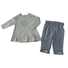 Children's Suits, Includes Long T-shirt and Pants