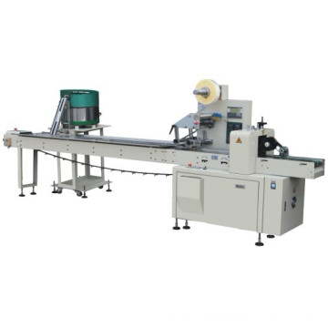 Automatic Fastener Nut Bolt Packaging Machine