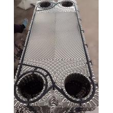 Placas de intercambiador de calor Swep Gx26 con material 316L