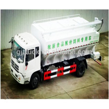 8x4 Drive Dongfeng Cattle Poultry Animal Feed Truck / Ganadería Feed Truck Animal Bulk Feed Trucks