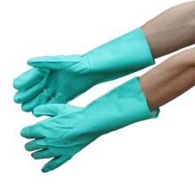 NMSAFETY résistants aux nitriles résistants aux produits chimiques, manchette longue
