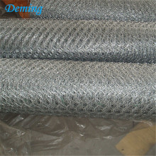 Hot dip galvanized woven gabion mesh/gabion cages