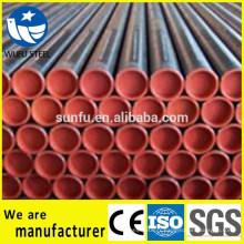 Anti-corrosif soudé API 5L X42 X52 x56 x60 tube d'acier 3LPE 3LPP