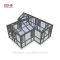 Alibaba sales used sunroom glass house