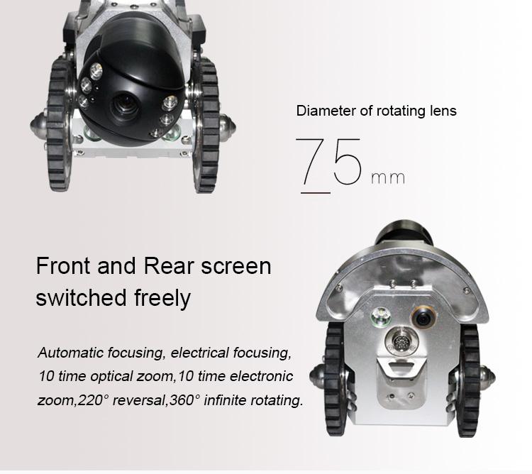 Anti Explosive Crawling Robot 2