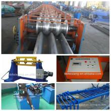 Máquina de formação de rolo de aço frio de guarda de alta velocidade