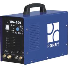 Tragbarer Wechselrichter Mosfet WIG Schweißgerät DC Schweißwerkzeuge TIG-160/200