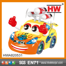 2015 New design musical dancing toy car