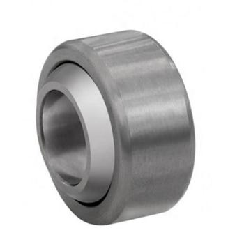 No noise self-lubricated radial spherical plain bearing