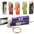 Promotional Plastic Ball Pen Keychain