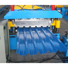 Double Layer Roof Panel Cold Roll Forming Production Line