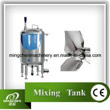 Réservoir de mélange en acier inoxydable CE