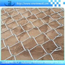 Malla de alambre de enlace de cadena SUS 304