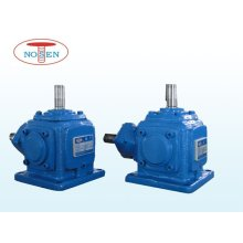 Customized Supplier for Right Angle Spiral Bevel Gearbox Manual Valve Use 361N.m Spiral Bevel Gearbox export to France Factories