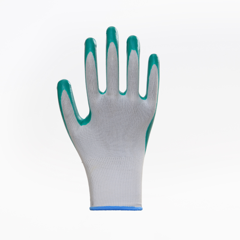 13G Nitrile Coated Safety Gloves