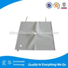 Paño de la correa del filtro de 10 micrones para la industria