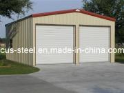Metal Carport/Prefabricated Steel Structure Garage/Steel Garage