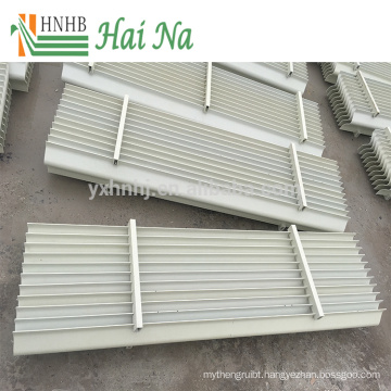 Short Insulation Period Demister Vane Pack Mist Eliminator