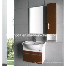 Cabinet de salle de bains en PVC / vanité de salle de bain en PVC (KD-300B)