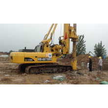 FD1280A TOP foundation equipment hydraulic rotary drilling rig best driving pile construction equipment