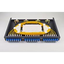 Boîte à bornes fibre optique FTTH 2LC24