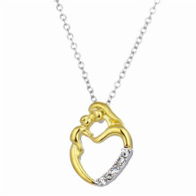 2016 Popular Letter Necklace In Silver Heart Necklace In Neckalce Jewelry in Gold Jewelry
