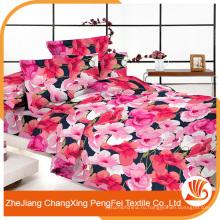Китай поставщик оптовая мягкий полиэстер одеяло ткани с хорошим ценой