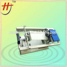 hot special price sale LT-S1 Economical manual pen silk screen printer for circle logo