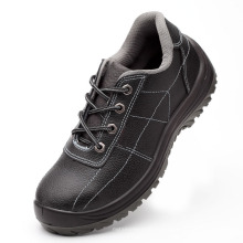 High Quality waterproof miller steel  acid proof   resistant  action safety shoes